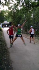 run jump